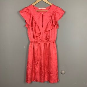 Twelfth street by Cynthia Vincent flutter dress S